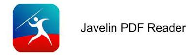 افضل 09 برامج pdf للكمبيوتر لسنة 2020 برنامج Javelin PDF Reader