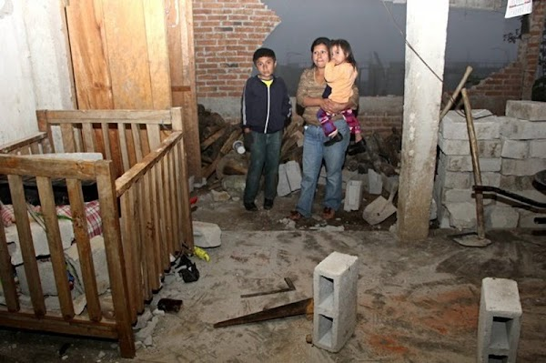 Congreso de Chiapas quita dinero a partidos para financiar reconstrucción