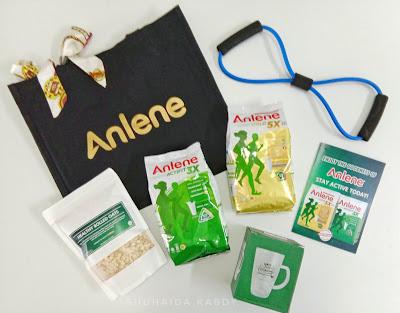 Susu Anlene Actifit 3X dan Gold 5X Terbaru di Pasaran