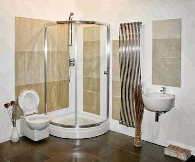 Nên lựa chọn buồng tắm đứng hay bồn tắm nằm cho gia đình