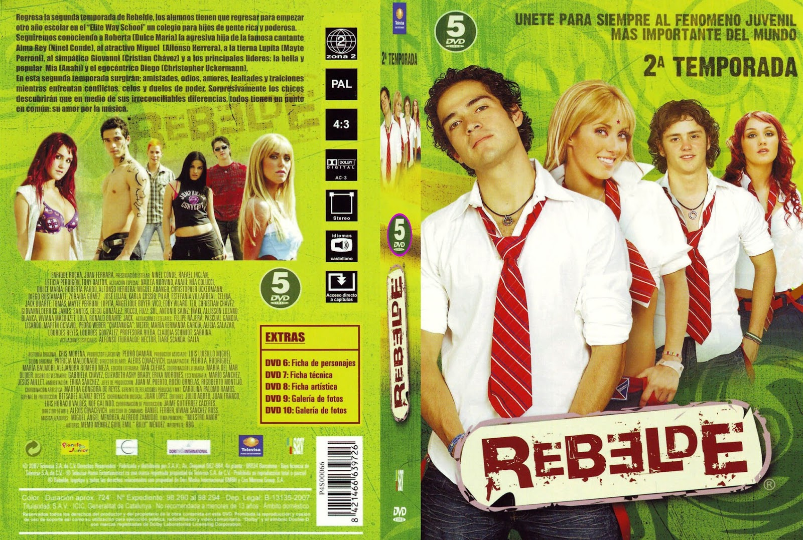 Rebelde mexicano 1 temporada download