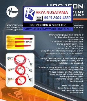 Jual Earthing Equipment HBS-150N ( 150kV )  di Bandung