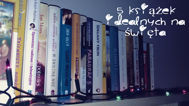 5 książek idelanych na święta