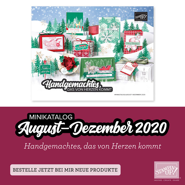 Stampin up Winterkatalog