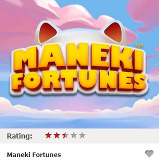Chinh phục Thần Mèo May Mắn trong game Maneki Fortunes