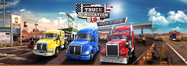 Truck Simulation 19 v1.6 Para Hileli