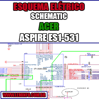 Esquema Elétrico ACER ASPIRE ES1  -531 DOMINO_BA 14285-1 Manual de Serviço Notebook Laptop Placa Mãe Schematic Service Manual Diagram Laptop Motherboard ACER ASPIRE ES1  -531 DOMINO_BA 14285-1 Esquematico Manual de Servicio Diagrama Electrico Portátil Placa Madre ACER ASPIRE ES1  -531 DOMINO_BA 14285-1