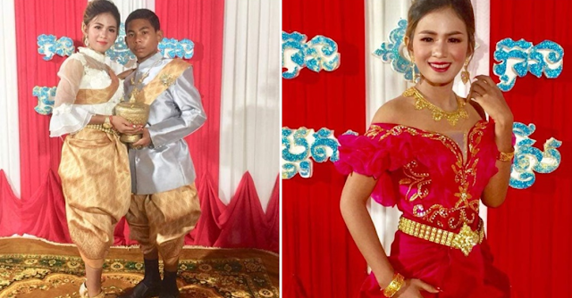 Ara-ara, Netizen Kaget Melihat Wanita Cantik Menikah dengan Bocah Berusia 14 Tahun!