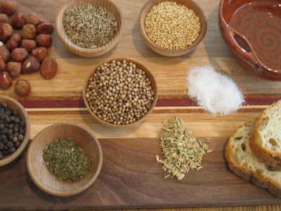 INTERNATIONAL:  Egyptian Dukkah Recipe from The Mediterranean Dish QUICK LINK