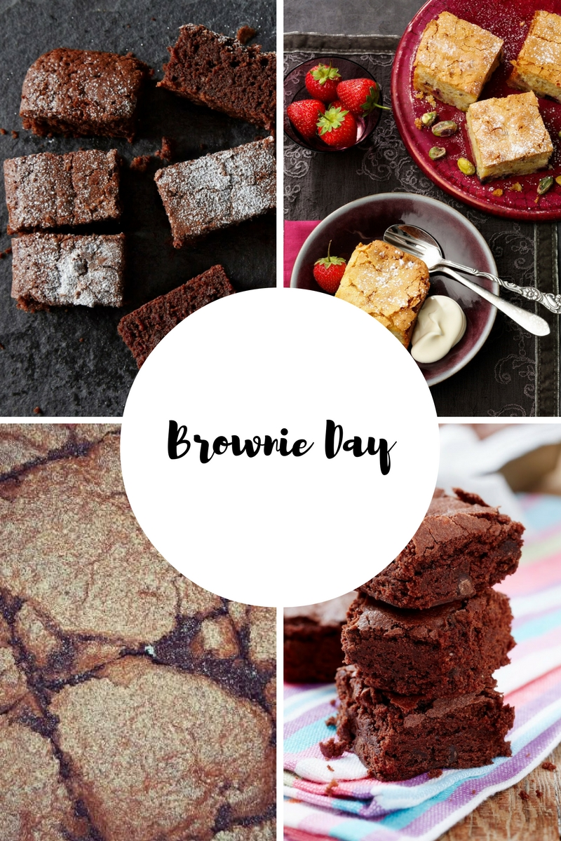 Brownie Day..
