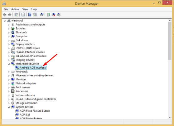 Cara Instal Driver ADB Interface Di Windows