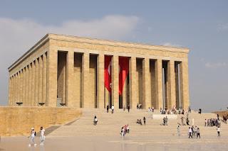 Anitkabir, Ataturk Mausoleum