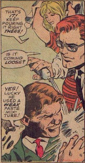 Marvel University December 1967 Shazam Not Your Father