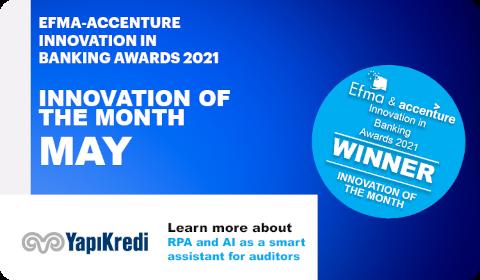 EFMA Banking Innovation of the Month: Yapı Kredi