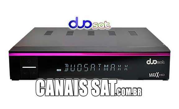 Duosat MaxX HD Atualização V2.9 - 11/06/2021