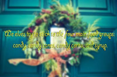 Christmas sayings and phrases