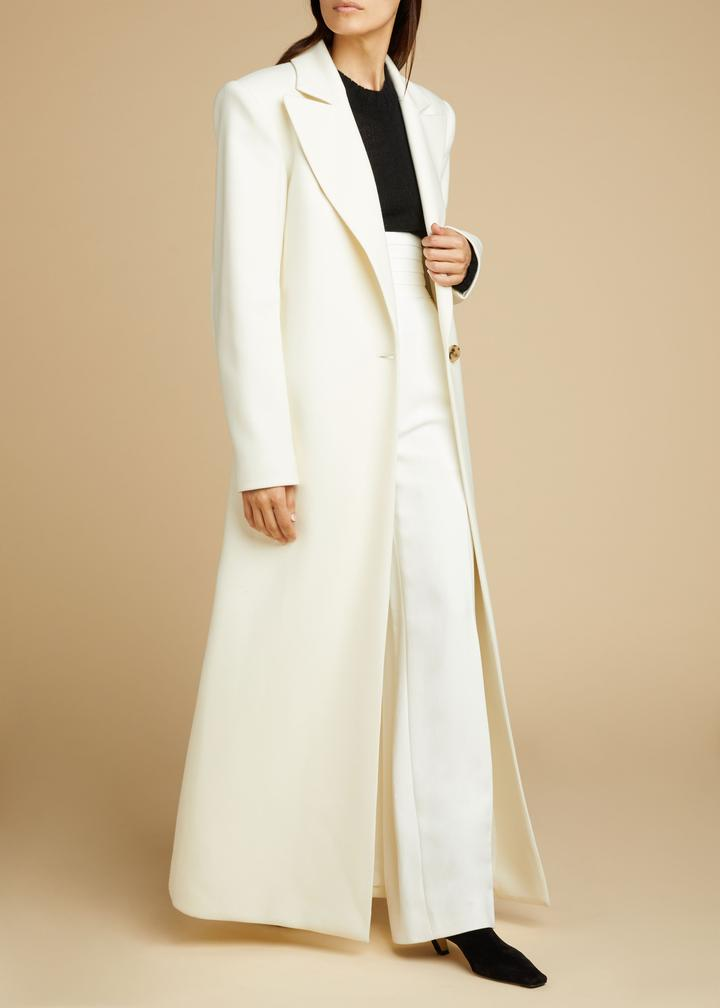 the rania overcoat