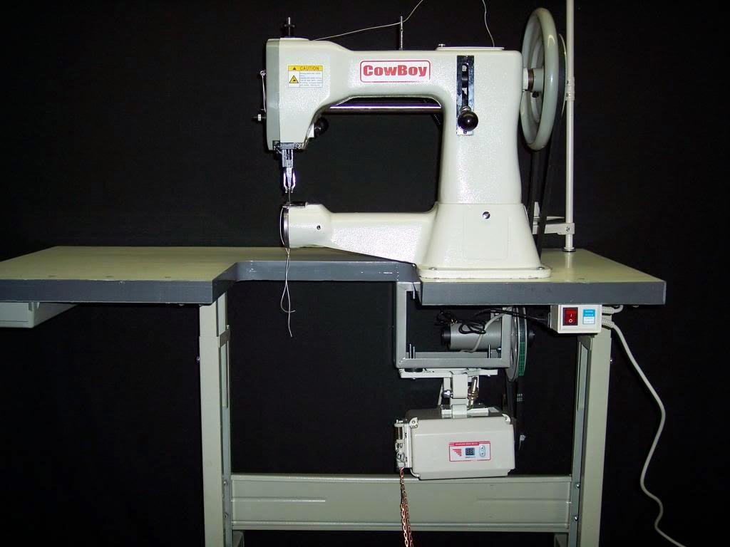 Heavy Duty Industrial Sewing Machines Cowboy Cb3200