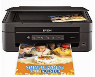 Epson XP-211 Printer Driver Download