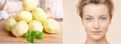 4 وصفات لعمل ماسك البطاطس لتفتيح البشرة