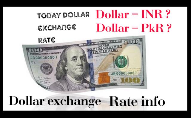 Ajj ka Pakistan men Foreign Currency Exchange Rate