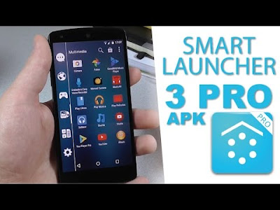 Smart Launcher Pro 3 Apk v3.24.16 Full Update