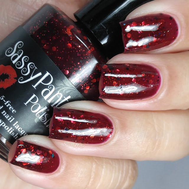 Sassy Pants Polish - Bloody Mary