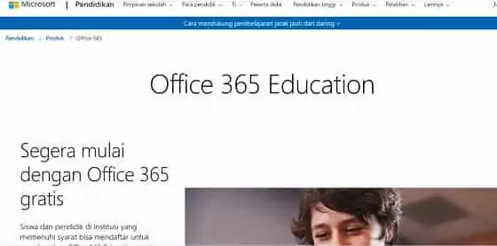 situs belajar online terbaik office 365