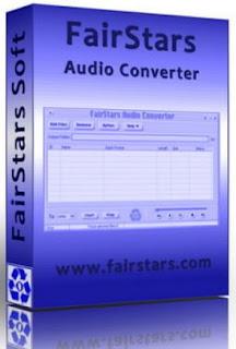 أفضل, وأسرع, برنامج, لتحويل, صيغ, وامتداد, الملفات, الصوتية, والحفاظ, على, جودتها, FairStars ,Audio ,Converter