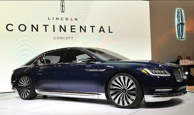 2018 Lincoln Continental Specifications, Powertrain and Release