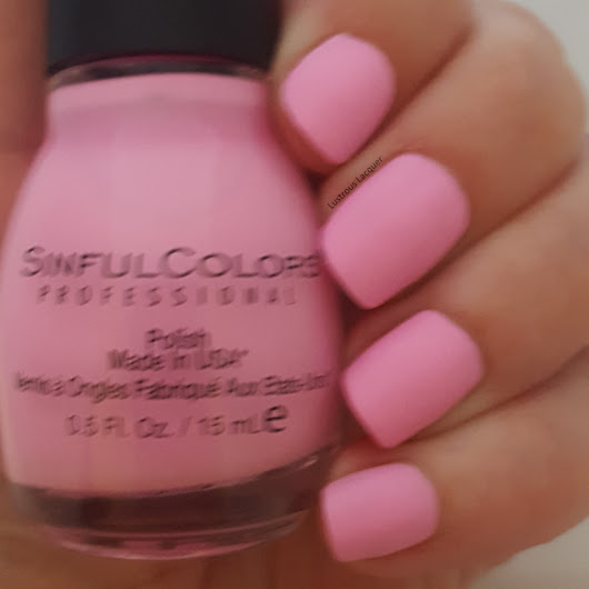 Sinful Colors - Get Bright Back to School Collection