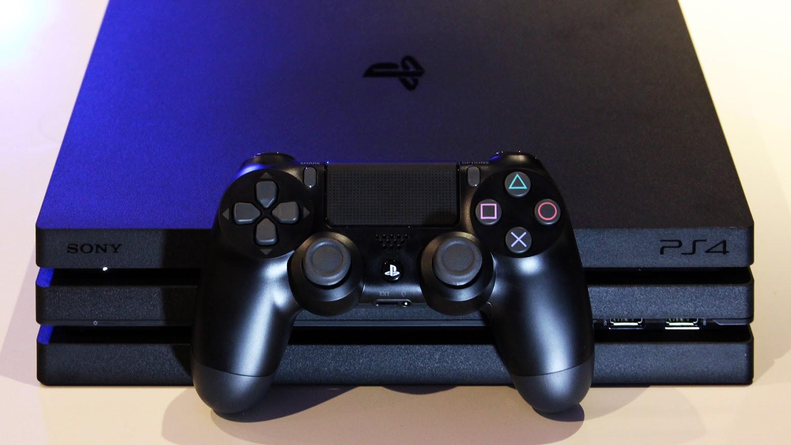 Sony Menggugat Penjual PS4 yang Sudah di Jailbreak