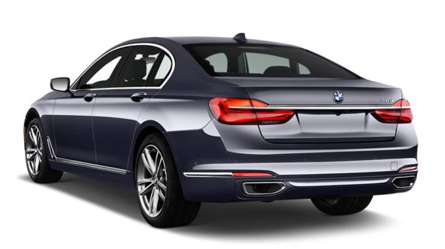 2017 BMW 7 Series  740i, 750i, xDrive Sedan Performance