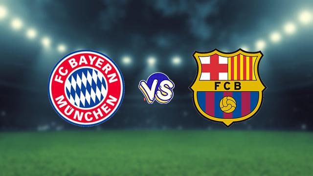 مشاهدة مباراة برشلونة ضد بايرن ميونخ 14-09-2021 بث مباشر في دوري أبطال أوروبا