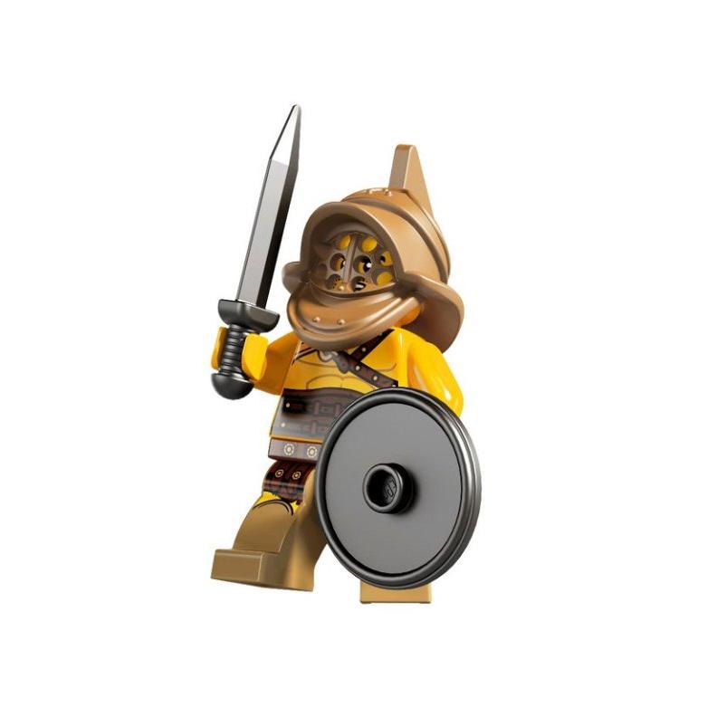 レゴ(LEGO) ミニフィギュア シリーズ5 ローマの剣闘士 8805-2