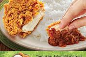 Menu Baru McDonalds Paket Ayam Spesial Sambal Bawang McD