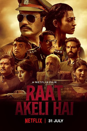 Raat Akeli Hai 2020 Hindi 720p 480p WEBRip