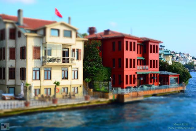 İstanbul Boğazı - Bosphorus - İstanbul Boğazı Fotoğrafları - Bosphorus Photos - Ortaköy - Turkey