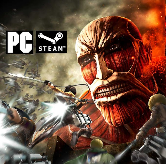Attack on Titan'ın Oyunu Çıktı!
