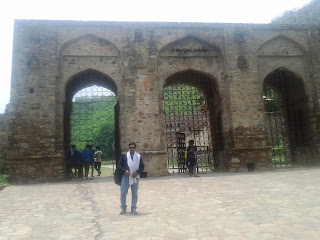 main complex, Bhangarh Fort, Rajasthan