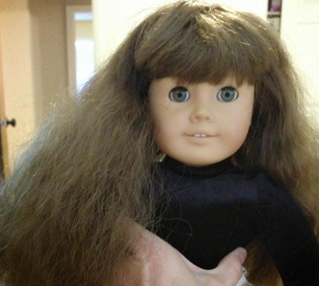 american girl doll har