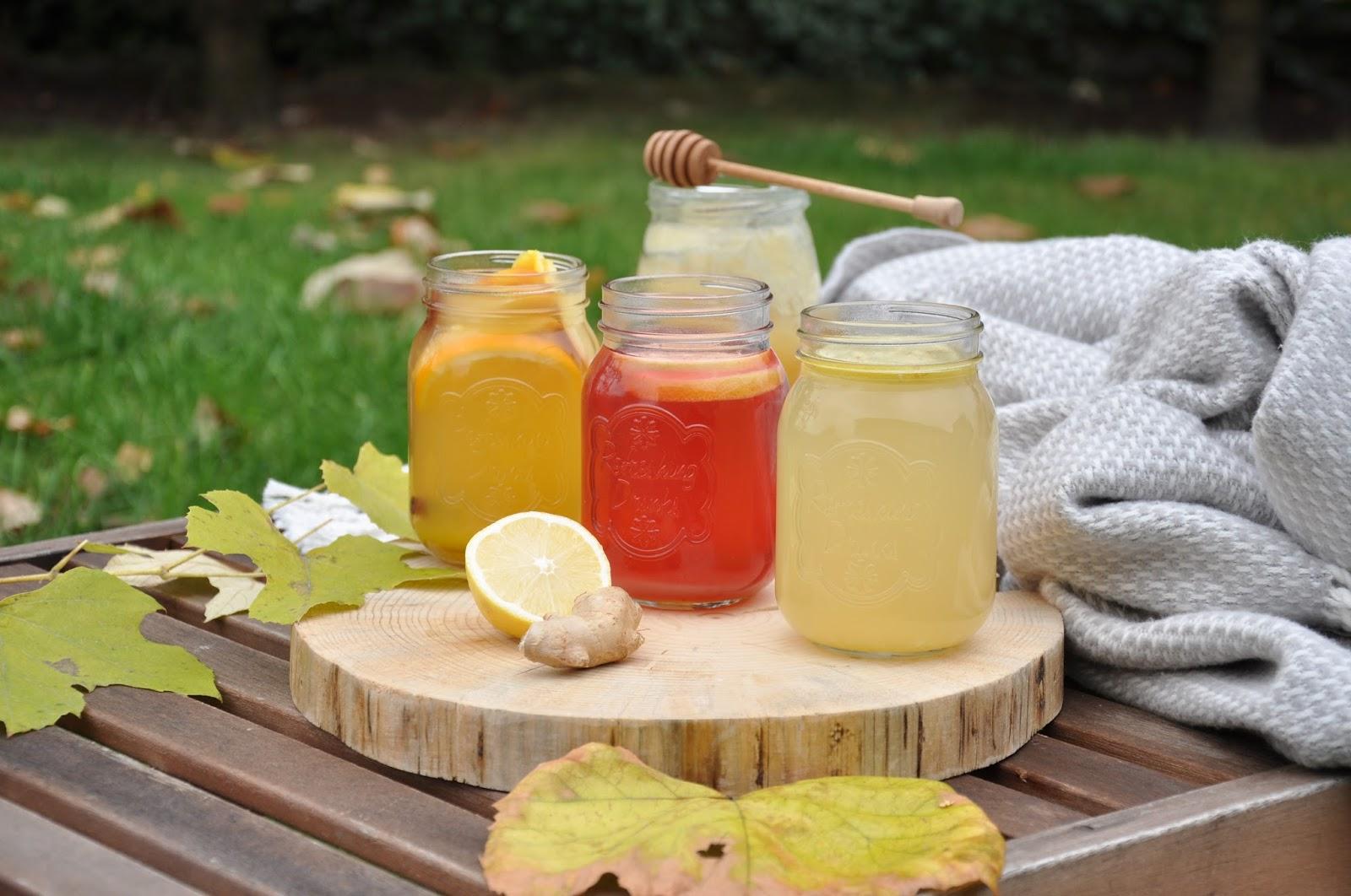 woda z miodem pomarańczą i jabłkami, miód wielokwiatowy
