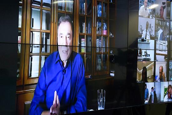 PEC que limita o foro privilegiado é de autoria do senador Alvaro Dias. Café com Jornalista