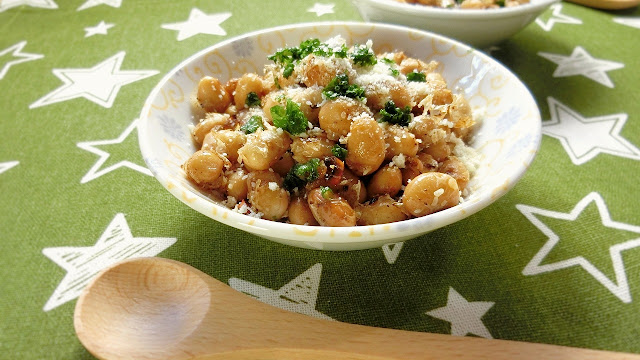 水煮大豆がスパイシーでウマい!おつまみにんにく大豆炒めの作り方