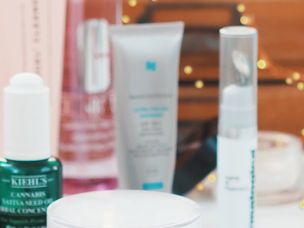 Skincare I Use In A Typical Day