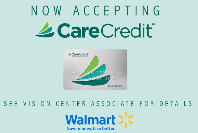CareCredit At Walmart Vision