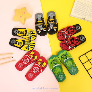 model sandal lucu TPR