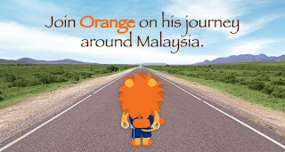 orange - CONTEST - [ENDED] Win trip to Pangkor and other attractive prizes!