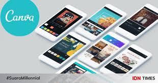 Cara paling Mudah edit Twibbon Dengan 3 Aplikasi Smartphone