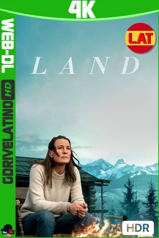 Land (2021) AMZN WEB-DL 4K HDR Latino-Ingles MKV